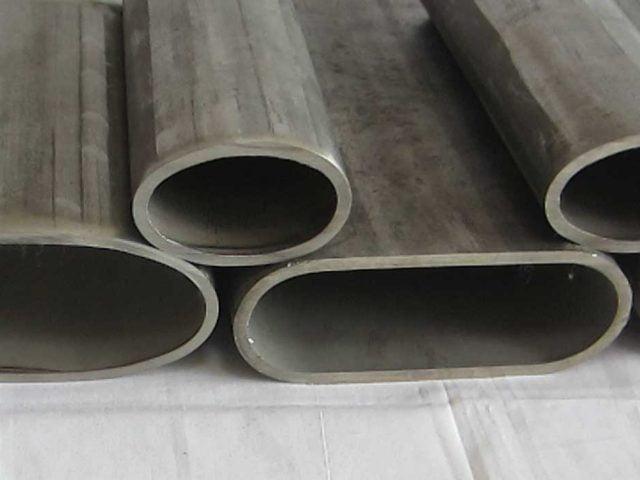 oval steel tube